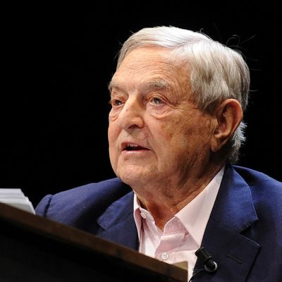 Groups Linked to George Soros Behind Campaign to Repeal Trump Tax Cuts