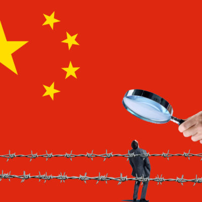 China: The Perfect High-Tech Totalitarian State