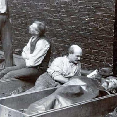 These Grim Realities of Life in London's 19th Century Slums Make Us Squirm